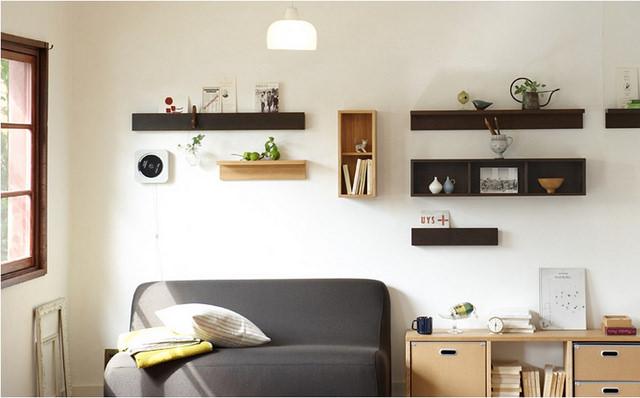 無印良品「壁に付けられる家具」をタモ材で揃えている人は要注意!